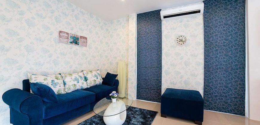 Дом, На Джомтьен, 2 спальни, бассейн, 116 м2