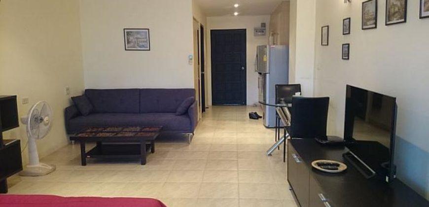 Студия, Северная Паттайя, 4 этаж, 44 м2