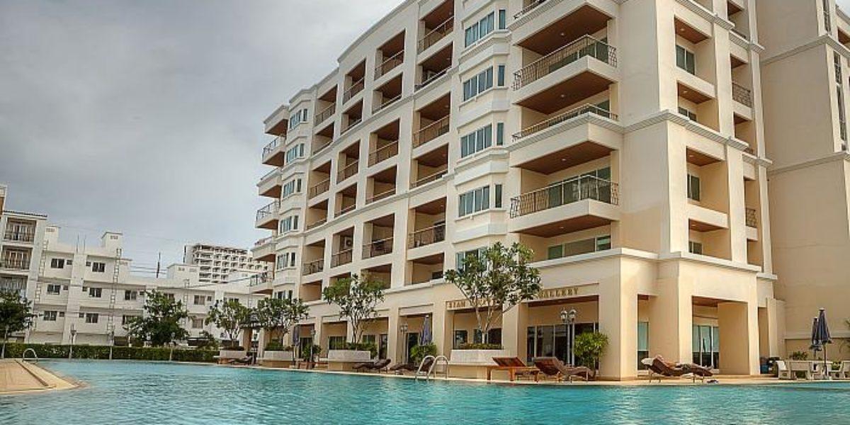 Квартира, TW Jomtien Beach, 1 спальня, 7 этаж, 65 м2