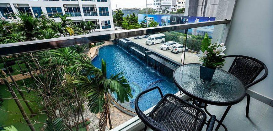 Квартира в Nam Talay Condo, 2 этаж, 41 м2