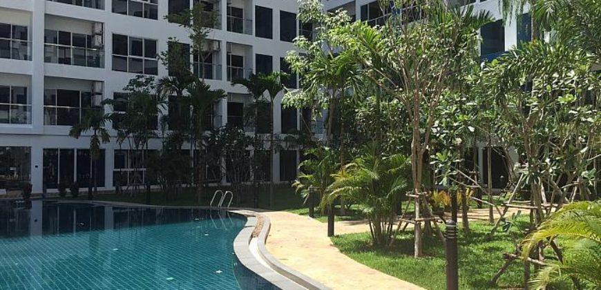 Студия, Nam Talay, 26 кв. м. 10 этаж