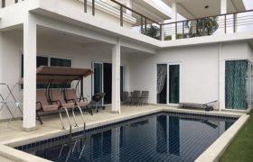 Дом, На Джомтьен, 4 спальни, бассейн, 335 м2