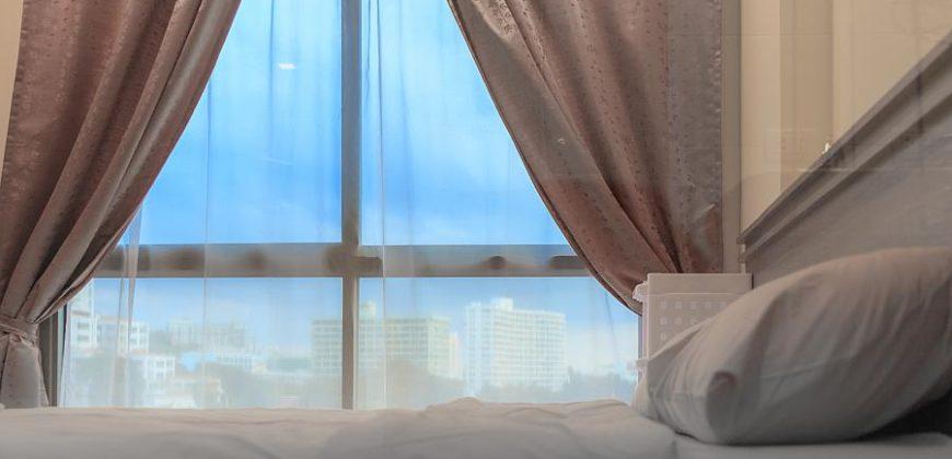 Квартира, City Garden Pratamnak, 1 спальня, 36 м2