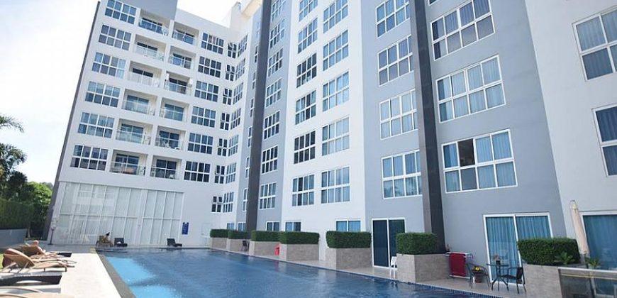 Студия, Центральная Паттайя, 26 кв. м. 4 этаж