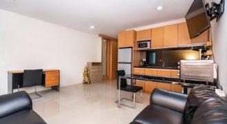 Квартира, TW Jomtien Beach, 4 этаж, 1 спальня, 44 м2