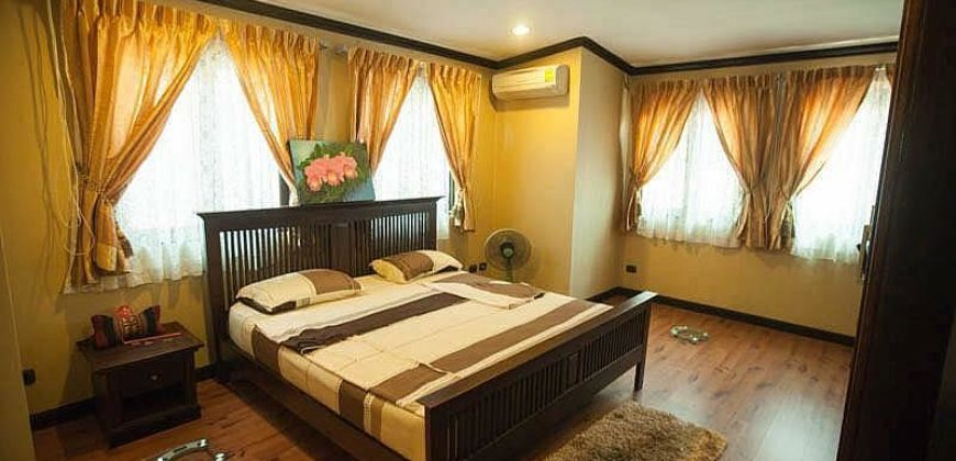 Дом, 136 м2, 4 комнаты, 3 спальни