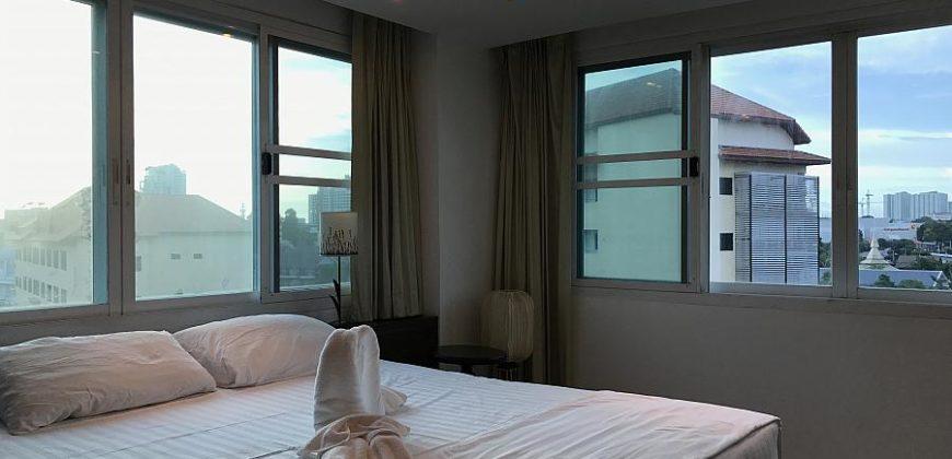 Квартира, Центральная Паттайя, 2 спальни, 116 кв. м.