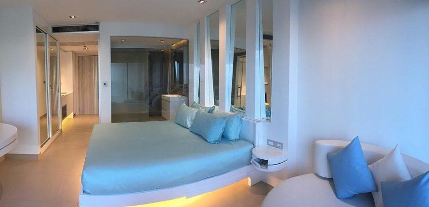 Студия, Sands Condominium, Пратамнак, 35 м2, 10 этаж
