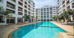 Квартира, TW Jomtien Beach, 1 спальня, 2 этаж, 65 м2