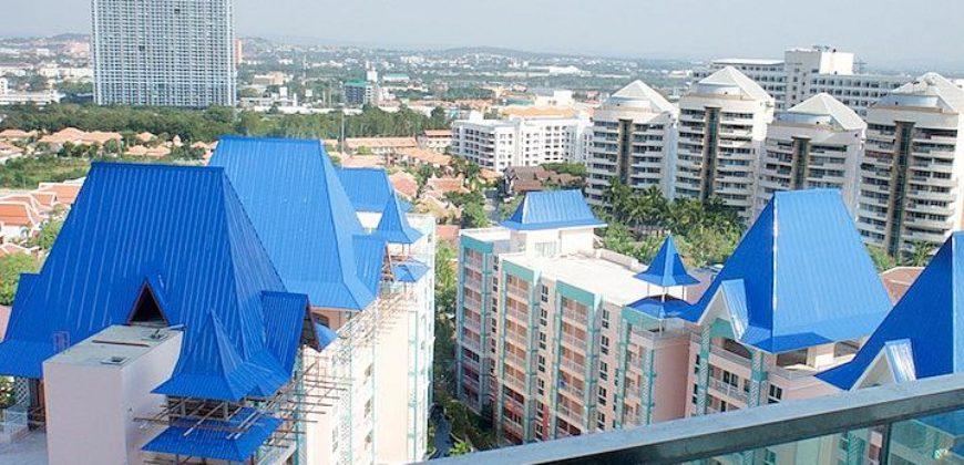 Квартира, Гранд Карибиан, 1 спальня, 16 этаж