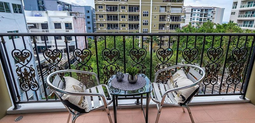 Студия, Пратамнак, Siam Oriental, 5 этаж, 35 м2