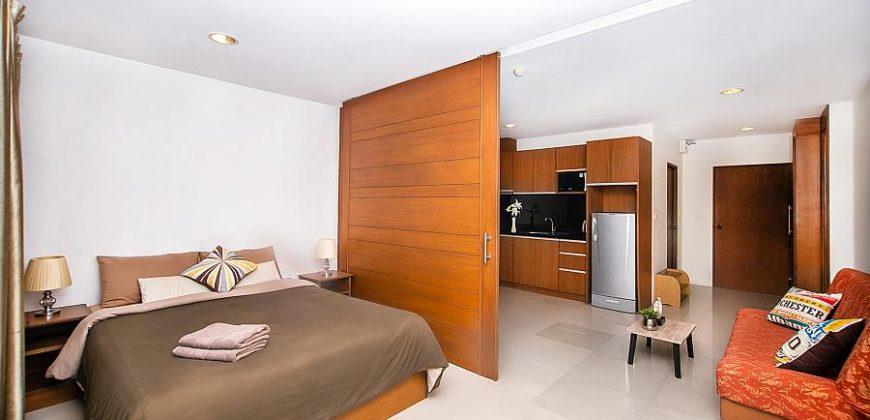 Квартира, TW Jomtien Beach, 1 спальня, 4 этаж, 45 м2