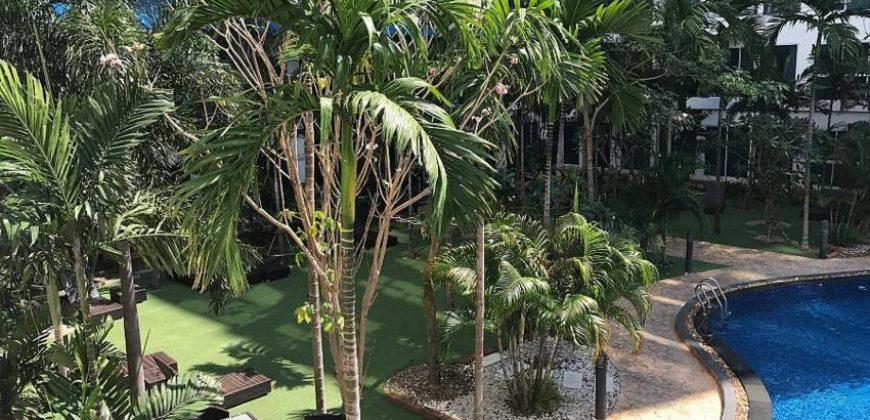 Cтудия в Nam Talay кондо, 2 этаж, 26 м2